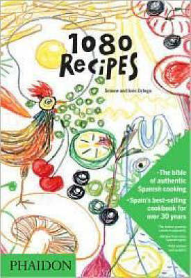 1080 Recipes review