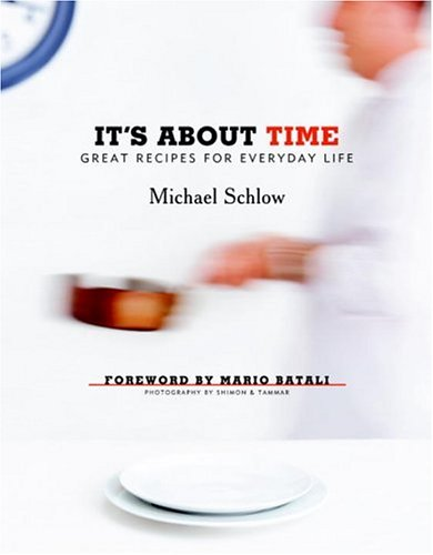 cookbook review of it's about time by michael schlow