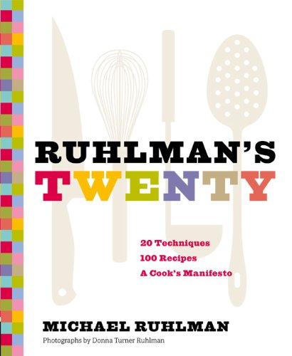Ruhlman's Twenty review