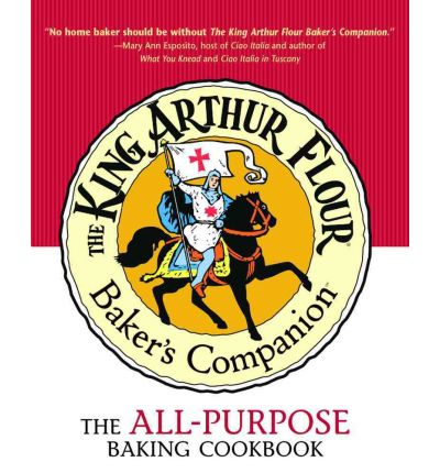 cookbook review of king arthur flour bakers companion