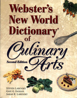 Webster's New World Dictionary of Culinary Arts | Eat Your Books