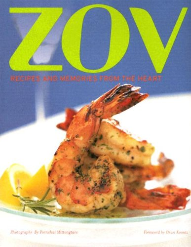 cookbook review of zov by zov karamardian